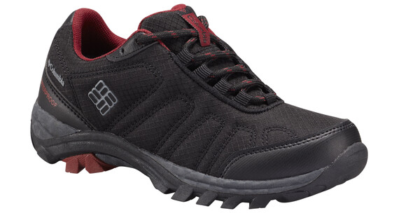Columbia Firecamp Shoes Youth WP black